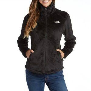 The North Face Osito 2 Black Fleece Zip Jacket